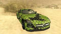 Mercedes-Benz SLS AMG Snake for GTA San Andreas