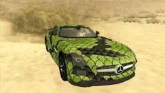 Mercedes-Benz SLS AMG Snake