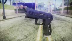 GTA 5 Combat Pistol v2 - Misterix 4 Weapons for GTA San Andreas