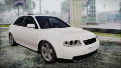 Audi A3 1.8 S3 for GTA San Andreas