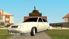 VAZ 2112 Bunker 0.1 v for GTA San Andreas