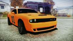 Dodge Challenger SRT 2015 Hellcat General Lee