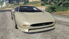 Jaguar XJ220 v1.2 for GTA 5