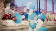 Marvel vs Capcom 3 Megaman for GTA San Andreas