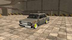 VAZ 2107 JDM for GTA San Andreas