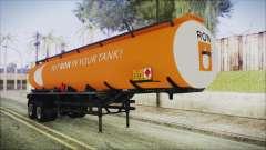 GTA 5 RON Tanker Trailer