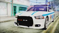 Dodge Charger SRT8 2012 Iraqi Police for GTA San Andreas