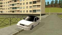 VAZ 2112 Bunker 0.2 v for GTA San Andreas