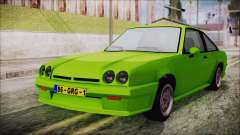 Opel Manta New Kids HQ for GTA San Andreas
