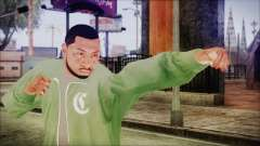 GTA 5 Grove Gang Member 1 for GTA San Andreas