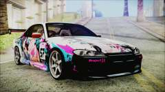 Nissan Silvia S15 Itasha Beta