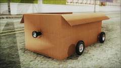 Kart-Box for GTA San Andreas