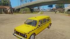 VAZ 2131 7-Door Taxi