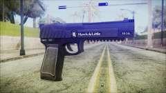 GTA 5 Pistol .50 v2 - Misterix 4 Weapons