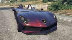 Mercedes-Benz SLR McLaren Stirling Moss for GTA 5