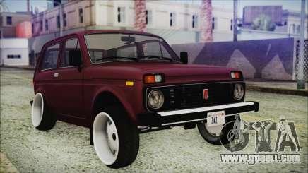 VAZ 2121 Niva 1600 for GTA San Andreas