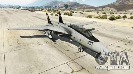 Grumman F-14D Super Tomcat Redux for GTA 5