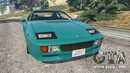 Grotti Cheetah Classic for GTA 5