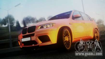 BMW X5M SMOTRA.GT for GTA San Andreas