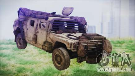 Humvee from Spec Ops The Line for GTA San Andreas