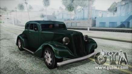 Hustler Beta for GTA San Andreas