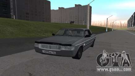GAZ 31029 Volga Grey for GTA San Andreas