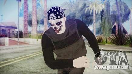 GTA Online Skin 59 for GTA San Andreas