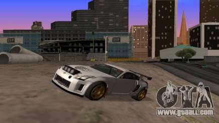 Nissan 350Z Rally for GTA San Andreas
