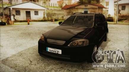 Opel Astra G Caravan Edition for GTA San Andreas