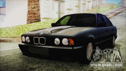 BMW 525i E34 1992 for GTA San Andreas