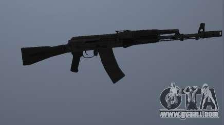 AK-74M for GTA San Andreas