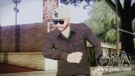 GTA Online Skin 40 for GTA San Andreas