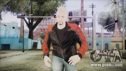 GTA Online Skin 42 for GTA San Andreas