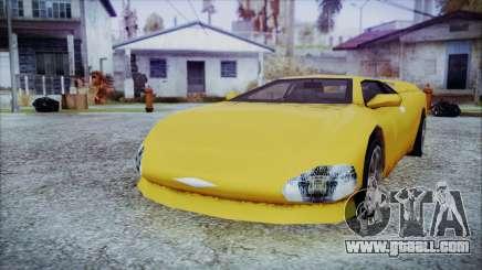 Gangsta Infernus for GTA San Andreas