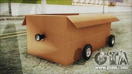 Kart-Box for GTA San Andreas