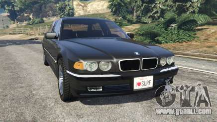 BMW L7 750iL (E38) for GTA 5
