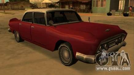 Oceanic Glendale 1961 for GTA San Andreas