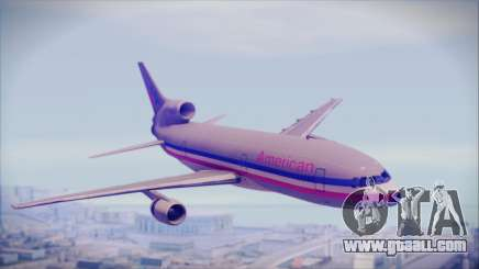 Lockheed L-1011 Tristar American Airlines for GTA San Andreas