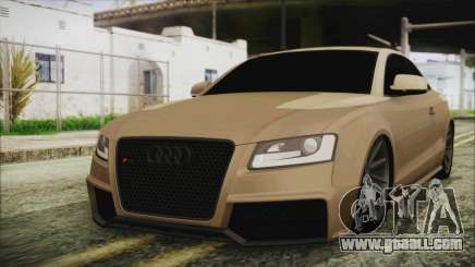 Audi RS5 for GTA San Andreas