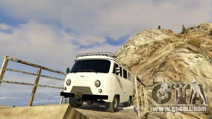 UAZ 3962 [BETA] 1.2 for GTA 5
