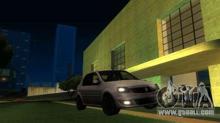 Renault Logan for GTA San Andreas