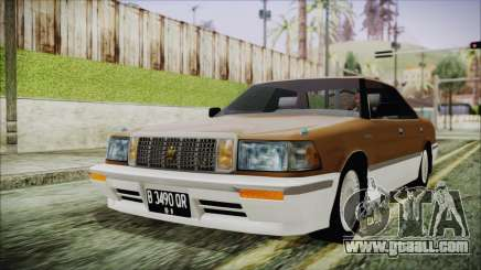 Toyota Crown Royal Saloon 1994 for GTA San Andreas