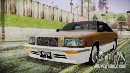 Toyota Crown Royal Saloon 1994 for GTA San Andreas