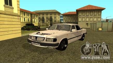 GAZ 3110 Volga for GTA San Andreas