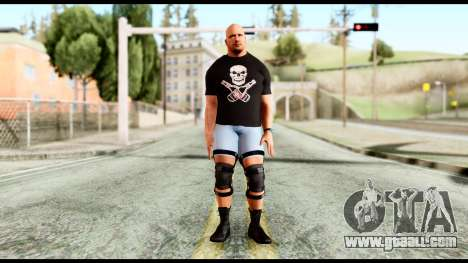 WWE Stone Cold 2 for GTA San Andreas second screenshot
