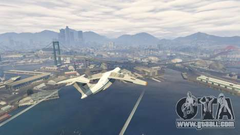 GTA 5 The IL-76 v1.1 eighth screenshot
