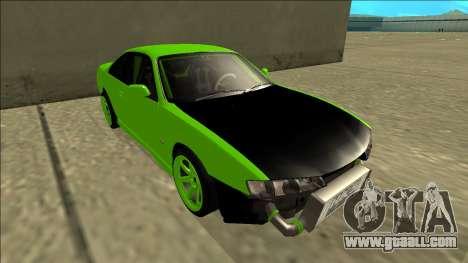 Nissan Silvia S14 Drift for GTA San Andreas