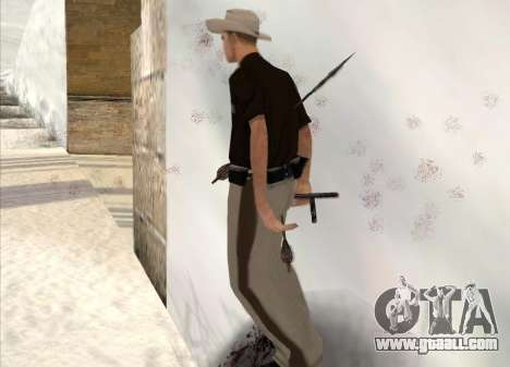 Archery for GTA San Andreas fifth screenshot