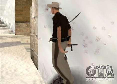 Archery for GTA San Andreas fifth screenshot