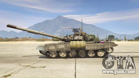 T-90 for GTA 5